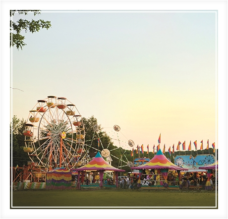 West Virginia Strawberry Festival